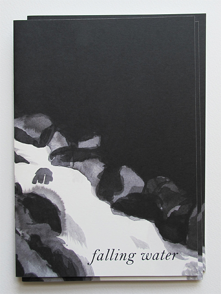 Booklet fallig water